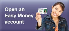 Open an Easy Money account